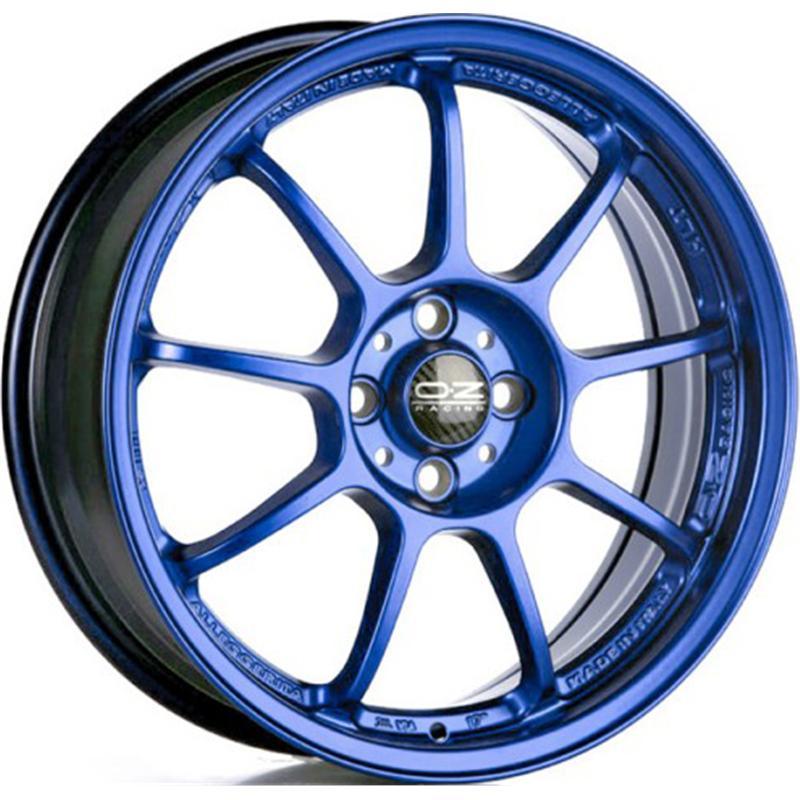 oz racing ALLEGGERITA HLT 5F MATT BLUE