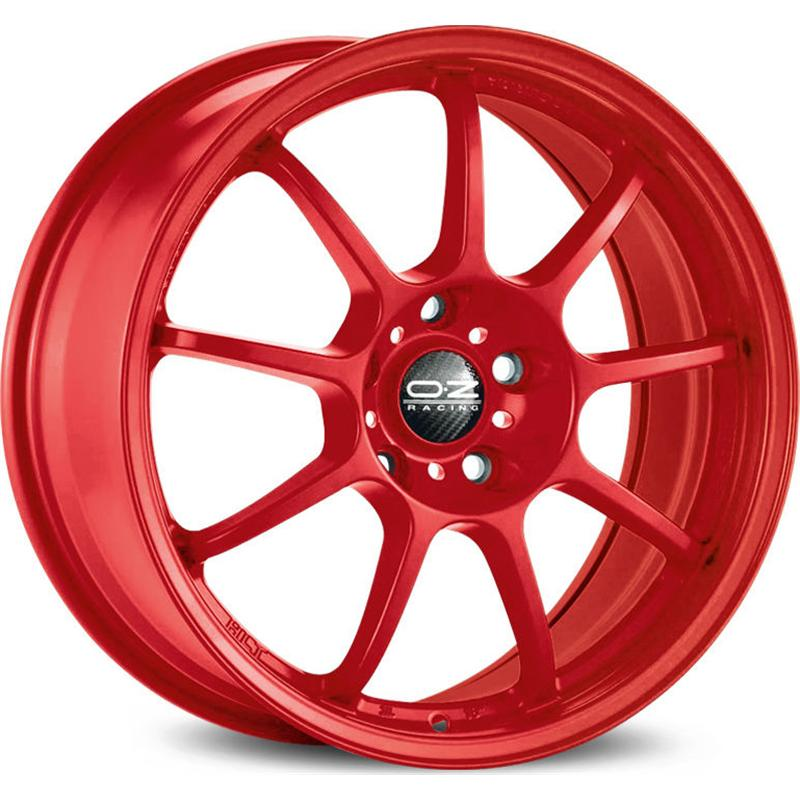 oz racing ALLEGGERITA HLT 5F RED