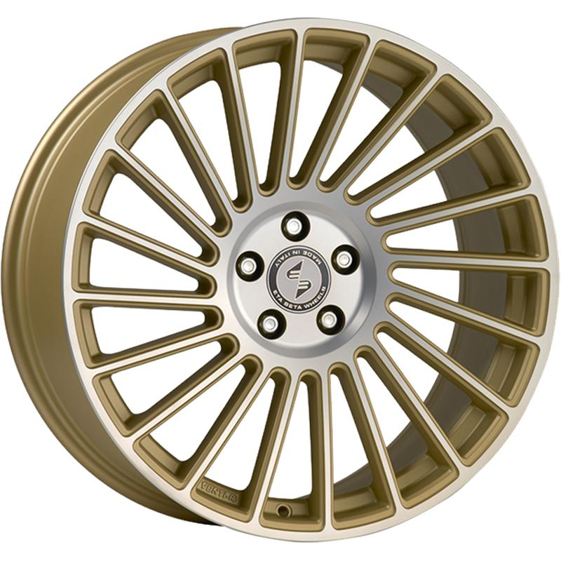VENTI-R MATT GOLD FULL POLISH 5 foriMaserati Gran Turismo 2015