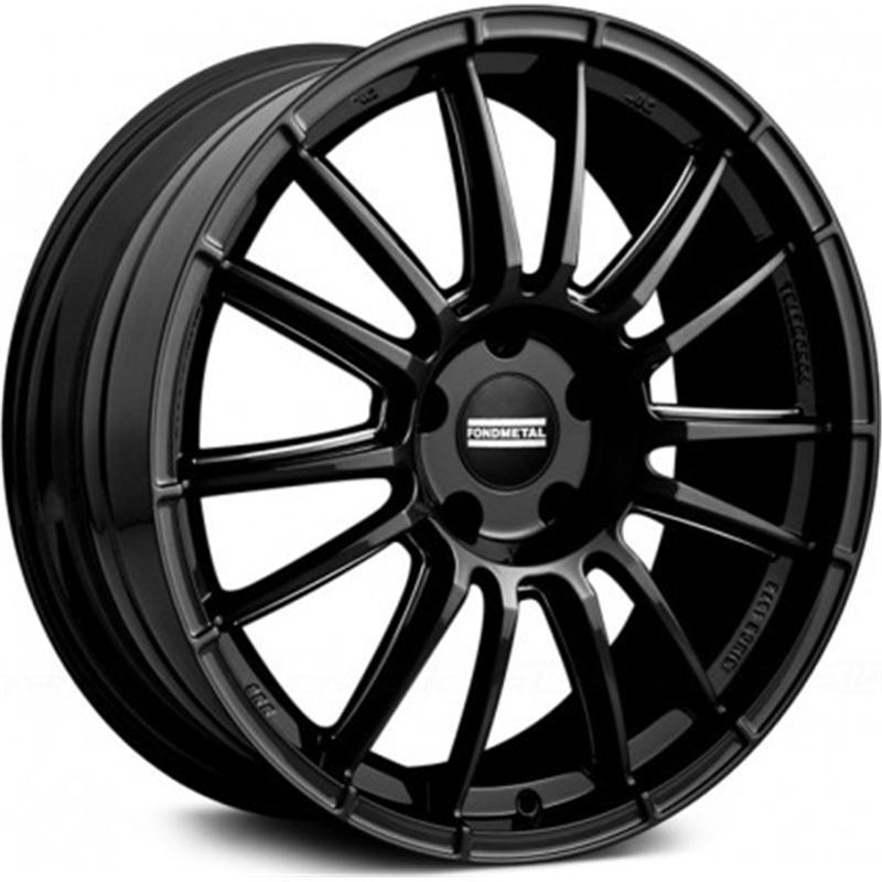fondmetal 9RR MATT BLACK