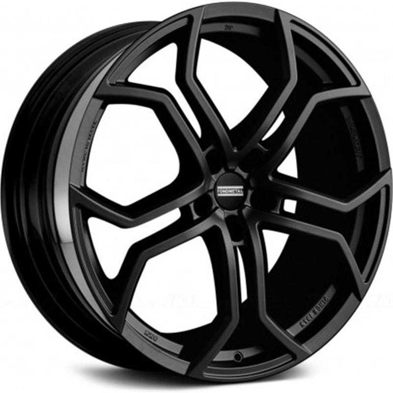 fondmetal 9XR MATT BLACK