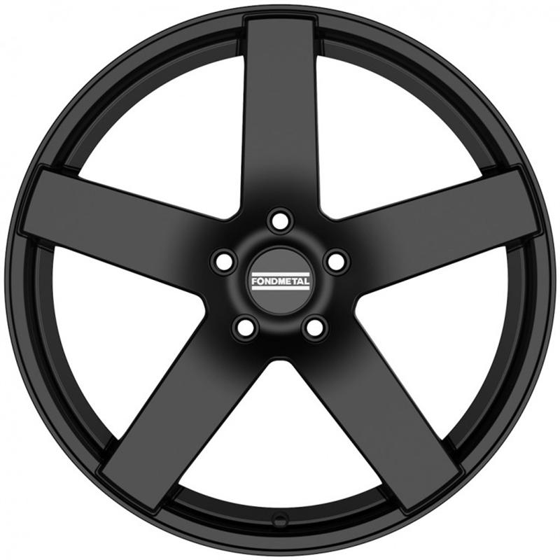 fondmetal STC-02 MATT BLACK