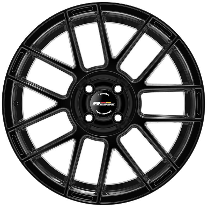 fondmetal 9ESSE GLOSSY BLACK