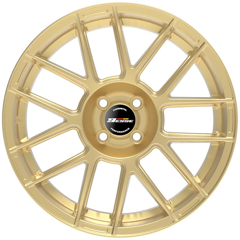 fondmetal 9ESSE GLOSSY GOLD