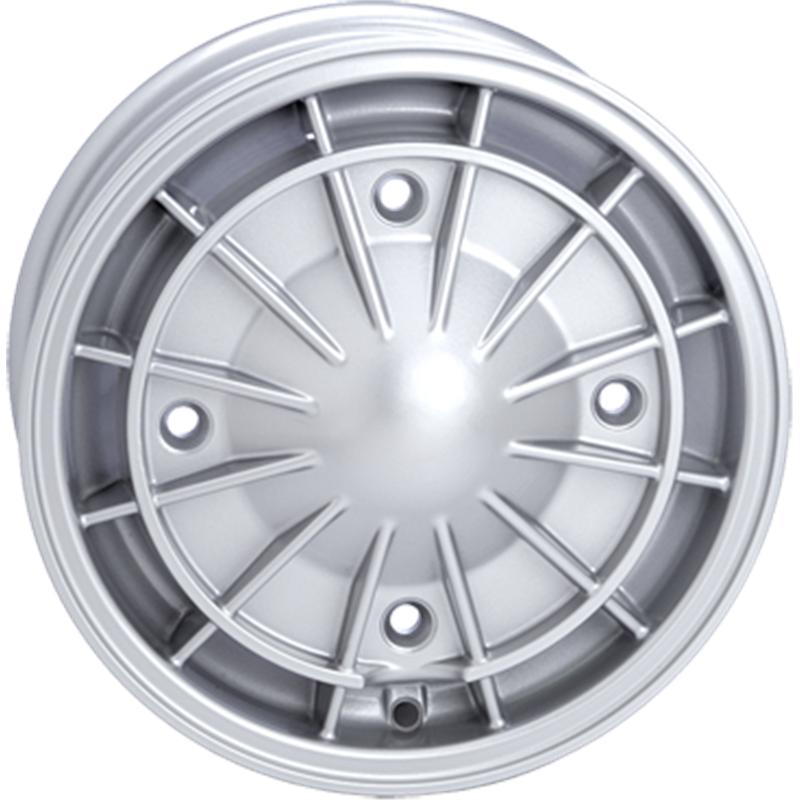 optional wheels F573 FIAT 500 OLD SILVER