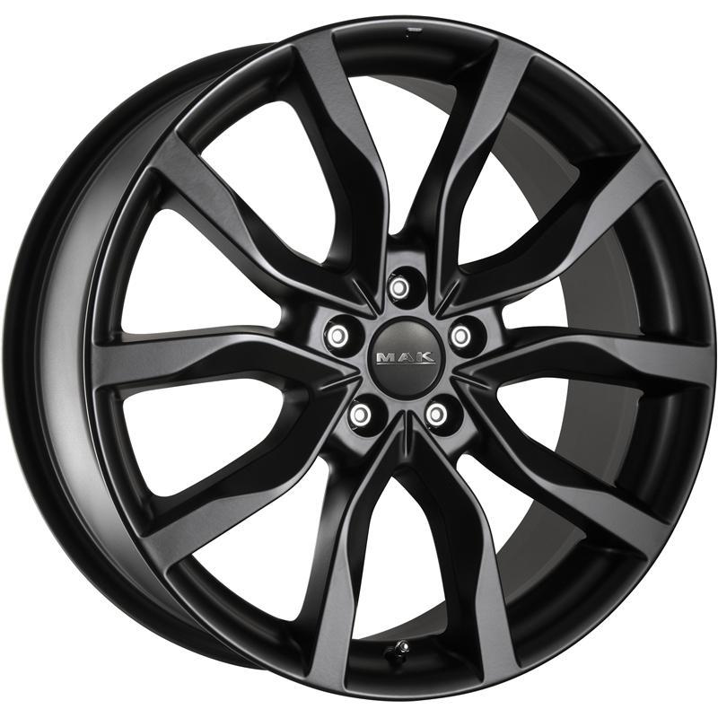 KOLN MATT BLACK 5 foriMercedes Benz Sl 2012