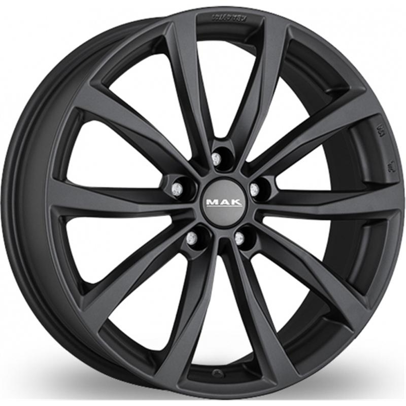 WOLF GLOSSY BLACK 5 foriRenault