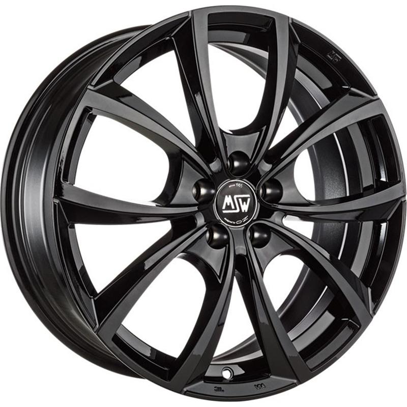 msw MSW 27 GLOSSY BLACK