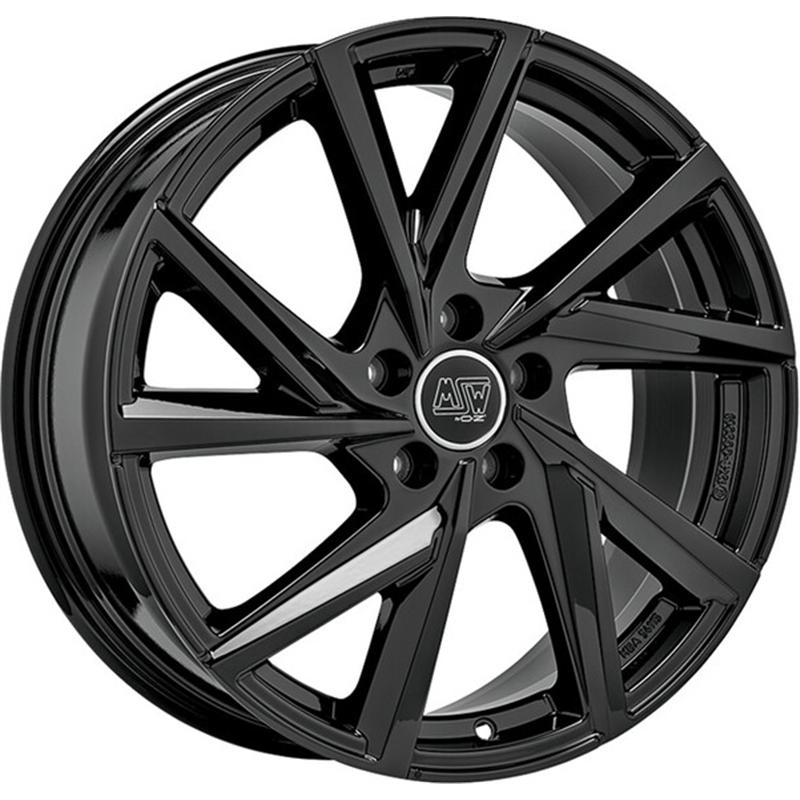 msw MSW 80-5 GLOSSY BLACK