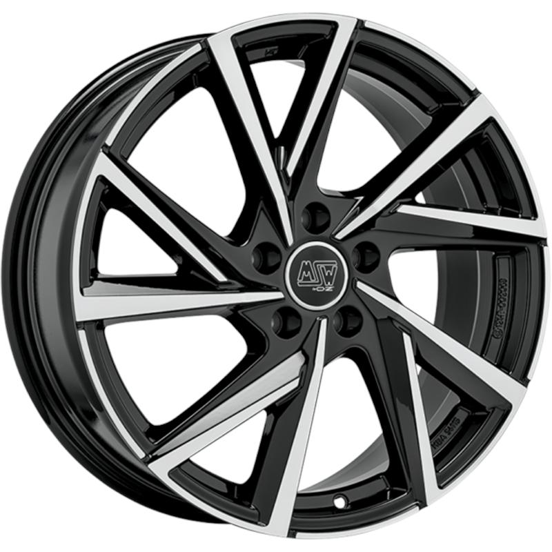 msw MSW 80-5 BLACK FULL POLISHED