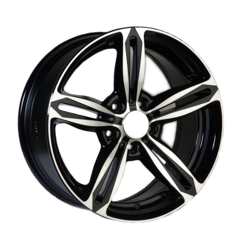 optional wheels DEVIL BP BLACK POLISHED