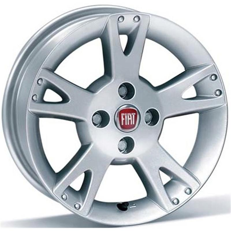 optional wheels FI142 ORIGINALE FIAT PANDA SILVER
