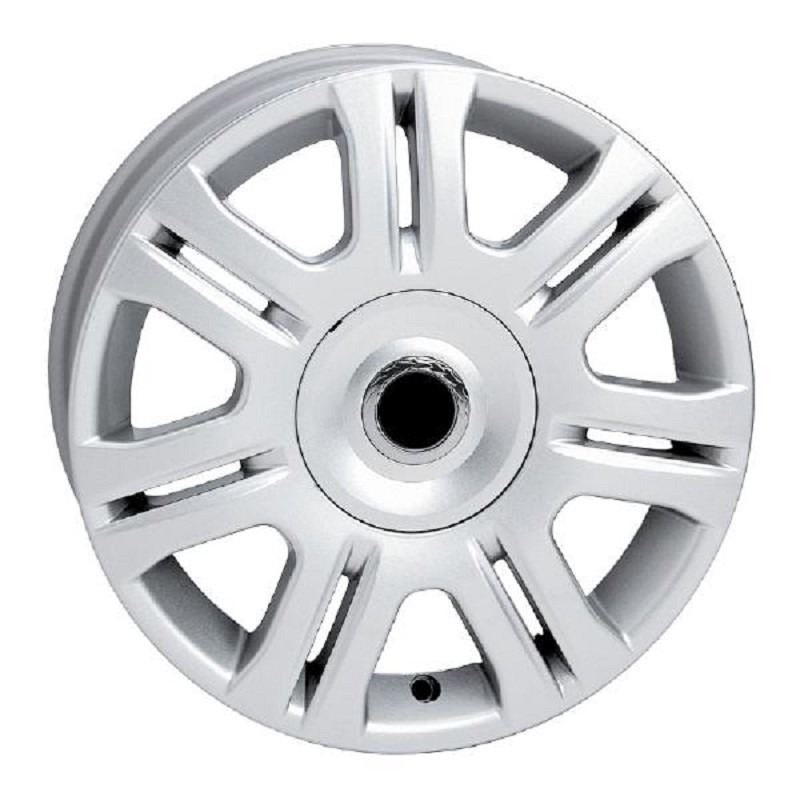 optional wheels FI236 ORIGINALE FIAT DIFETTOSI D'ASPETTO SILVER