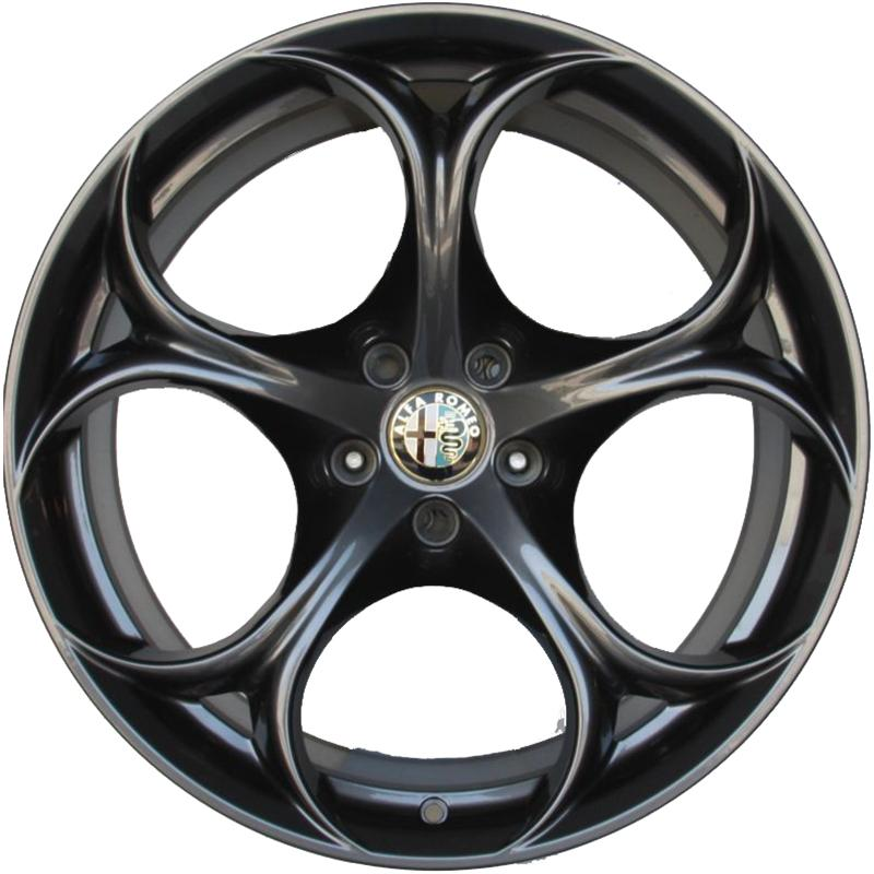 optional wheels SPIRIT STELVIO GUN METAL
