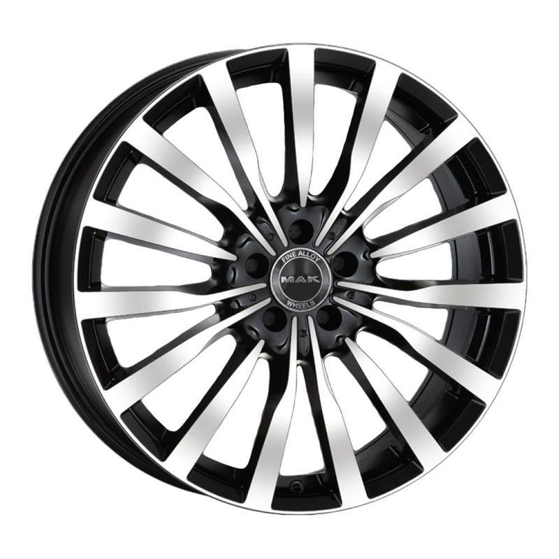 KRONE BLACK MIRROR 5 foriMercedes Benz M-Klass 2015