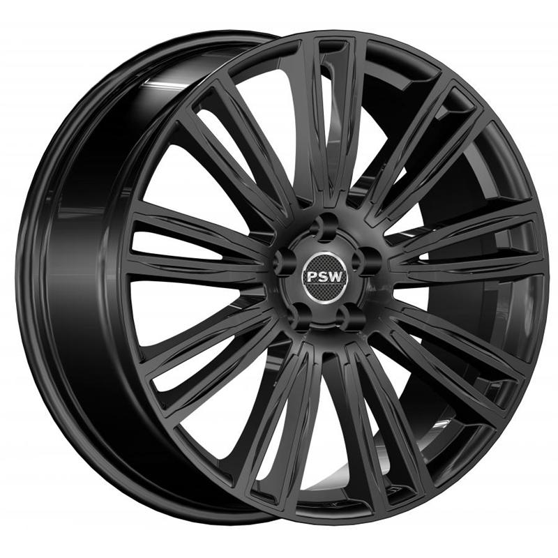 optional wheels PSAUS GLOSSY BLACK