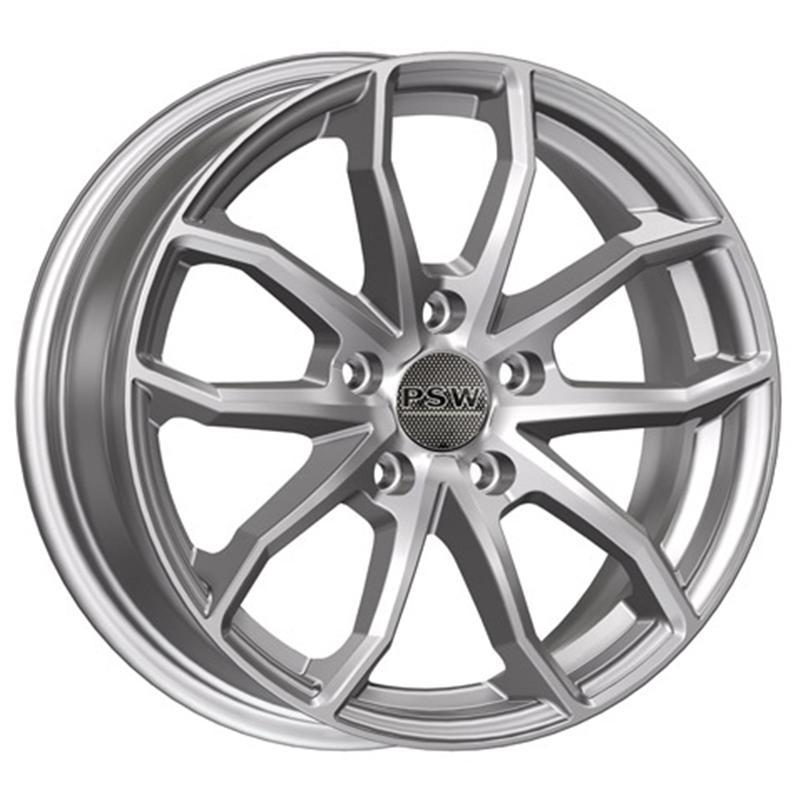 MIAMI SILVER 5 foriMercedes Benz Sl 2012