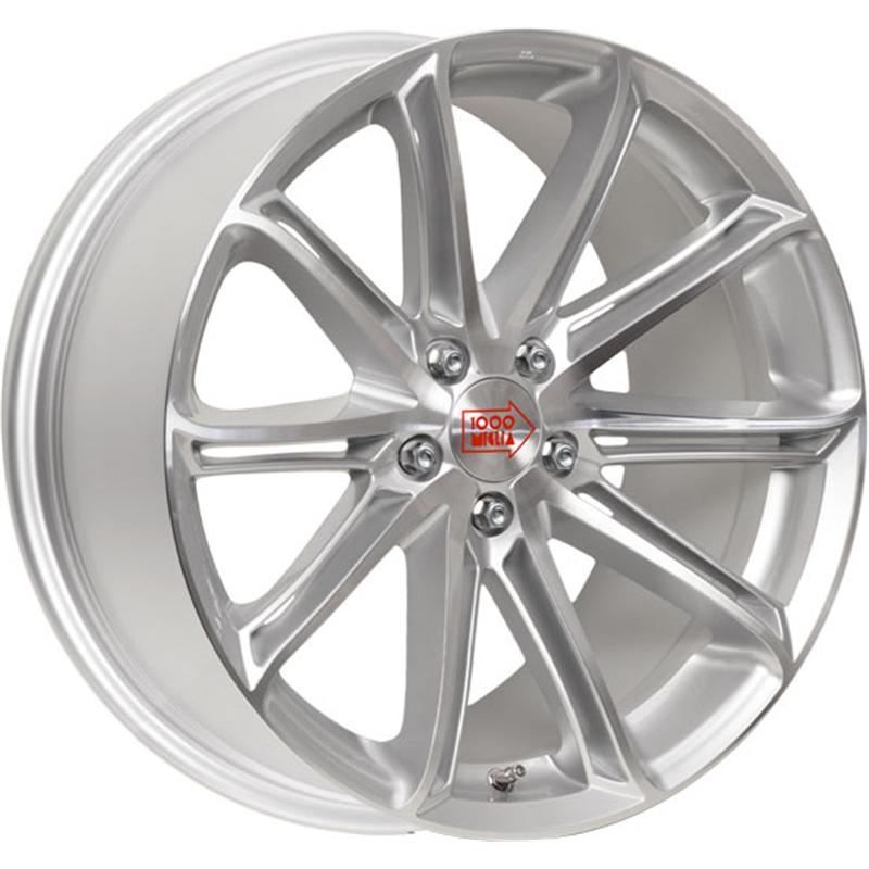 mille miglia MM1007 SILVER POLISHED