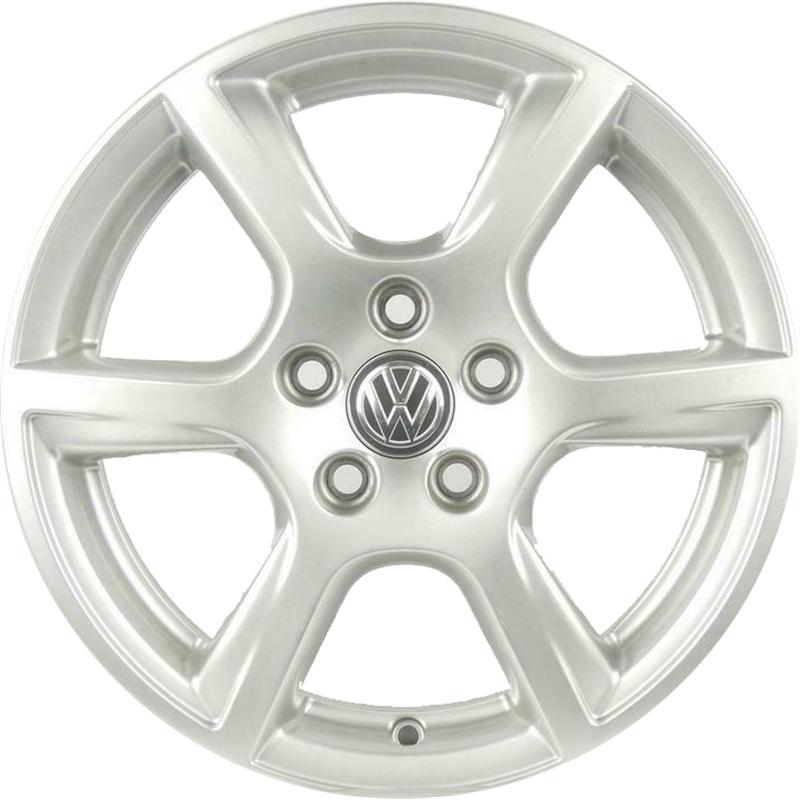 OE POLO - ORIGINALE VW HYPER SILVER 5 foriChrysler