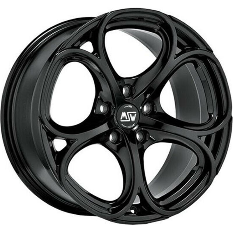 msw MSW 82 GLOSSY BLACK