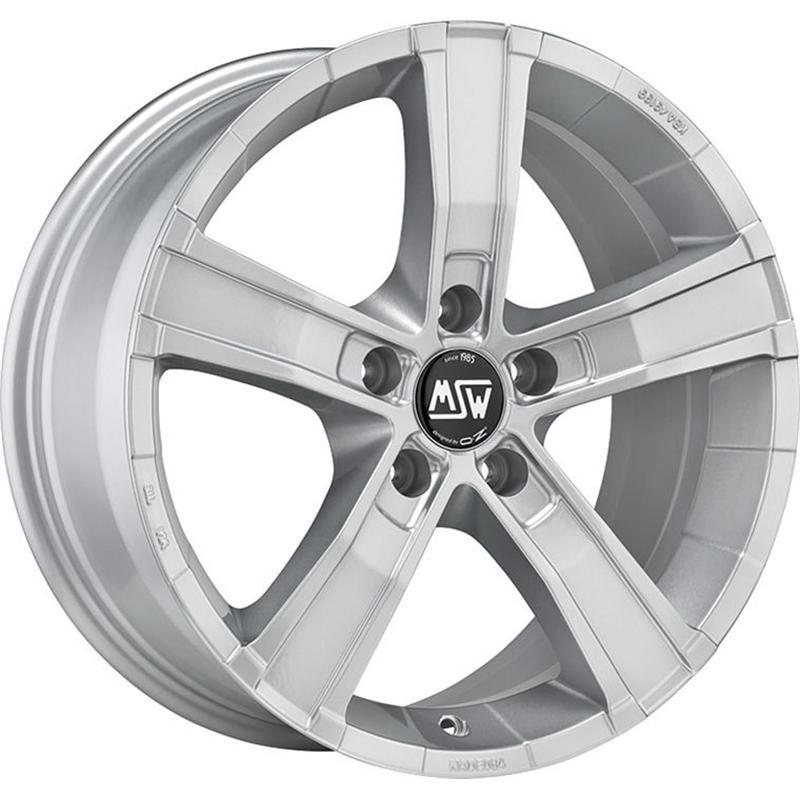 SAHARA 5 FULL SILVER 5 foriMercedes Benz Gl-Klass 2015