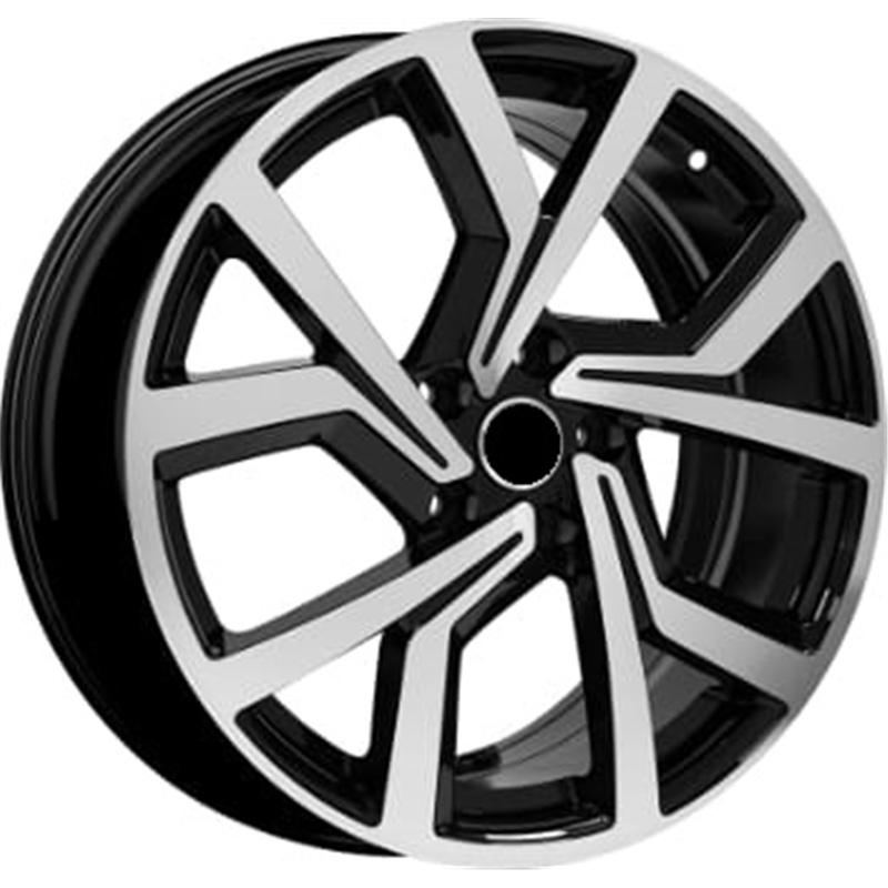 optional wheels RSCK BLACK MIRROR