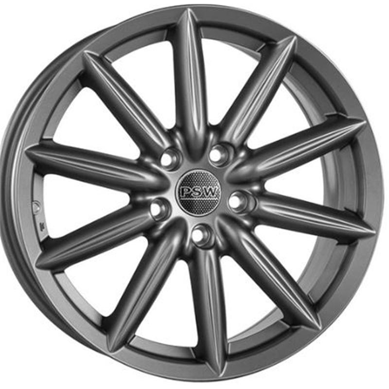 optional wheels SPNG MATT GUN METAL
