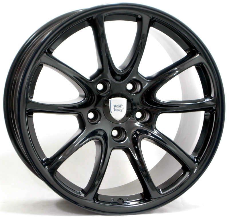 wsp italy W1052 CORSAIR GT3/RS FL.F GLOSSY BLACK