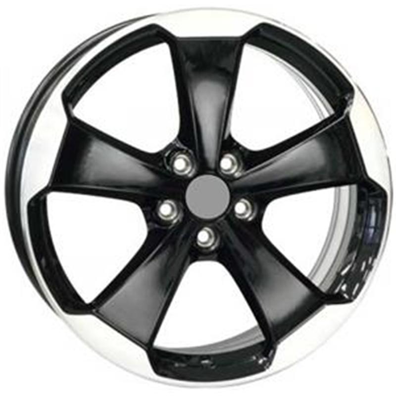 wsp italy W465 LACENO GOLF GTI GLOSSY BLACK POLISHED