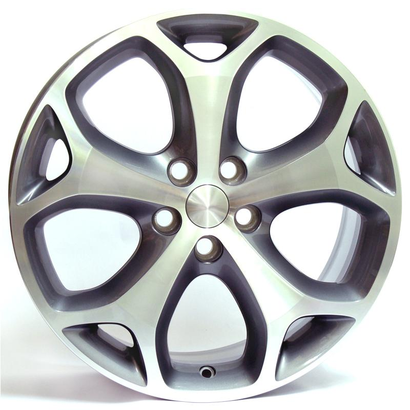 optional wheels FORCE GRAPHITE DIAMANTATO